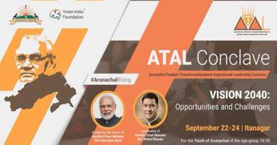 ATAL Conclave: Khandu's initiative to tap new ideas of Arunachalee youth