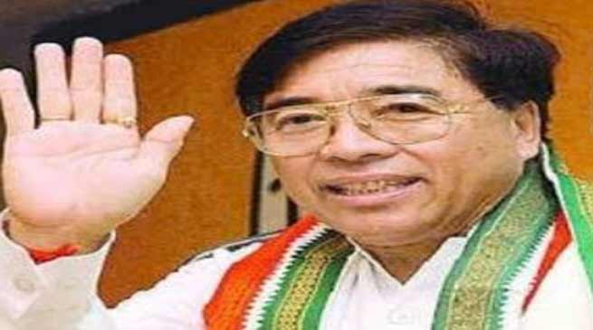 Itanagar: Apang appeals people to shoulder responsibility for peace, prosperity and development of state