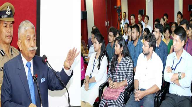 Arunachal: Student bodies must support socio-academic advancement- Governor