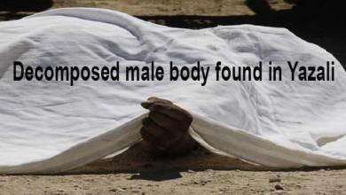 Arunachal: Decomposed male body found in Yazali