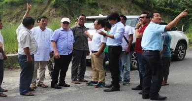 Arunachal: protect forest, wild animal andthe source of water- Nabam Rebia