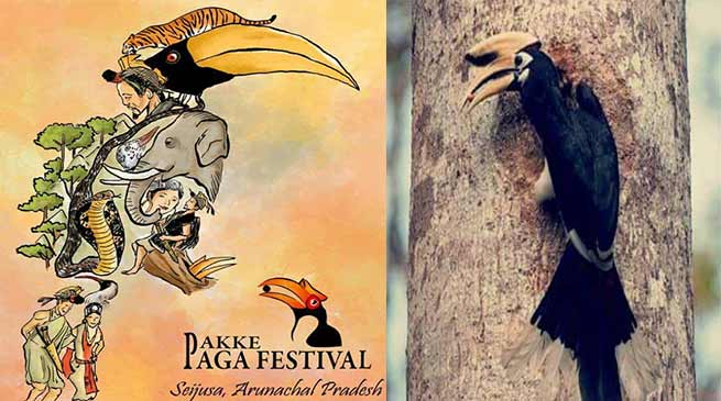 Arunachal: Pakke Page Hornbill festival to be held in grand way