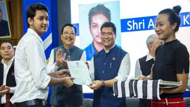 Photo of Arunachal:  TRIHMS begins it's academic session, CM Khandu hands over letter of admission to the first batch of MBBS students