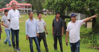 Itanagar: Kaso assured all support for the development of School