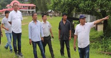 Itanagar:Kaso assured all support for the development of School