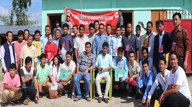 Arunachal: AAPLU reiterates to work for welfare of labour community
