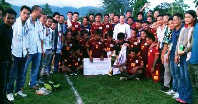 Arunachal: I-Day football tournament concludes