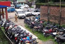 Photo of Itanagar : Capital police need to disposed off vehicles accumulated at PS premises