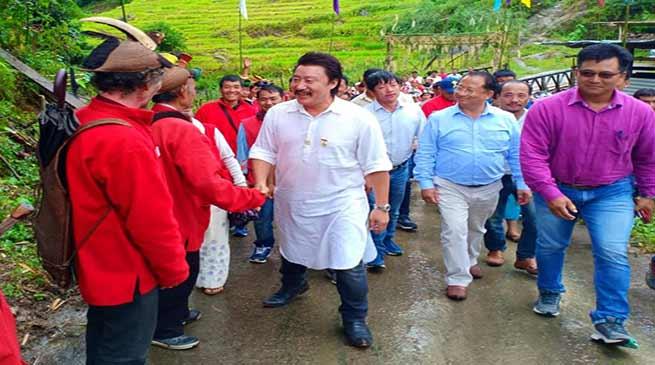 Arunachal:Rise above politics- Likha Saaya