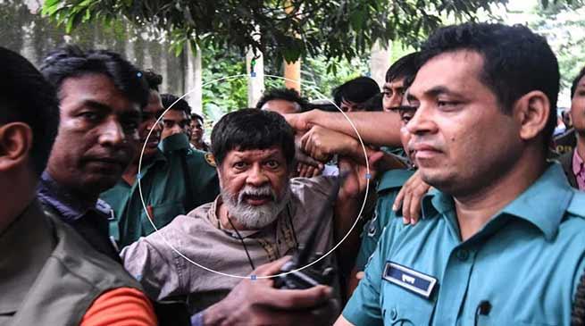 Itanagar: IJU appeal to Hasina, release photojournalist Shahidul Alam