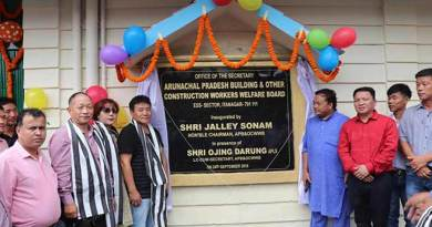 Itanagar: APB & OCWWB get its own office building