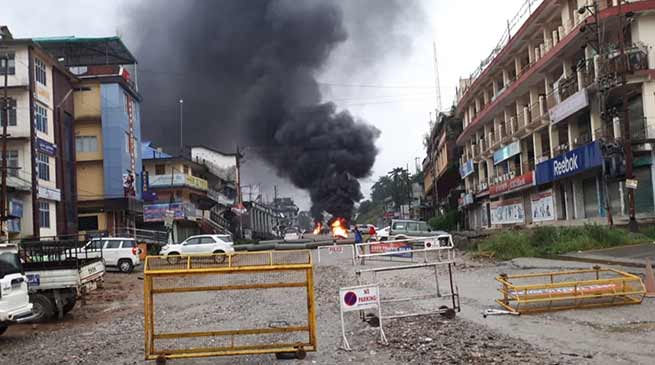 Arunachal: APCC Called 10 hrs Arunachal Bandh- LIVE UPDATE