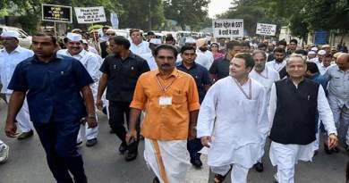 Bharat Bandh : through the lenses