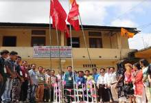 Itanagar: BMS celebrate its 1st ever National labour day