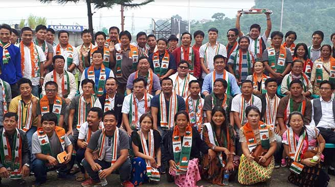 Arunachal:  Congress demands rollback of fuel price hike