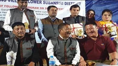 Photo of Arunachal: Felix inaugurates slew of CSR initiatives in Hong