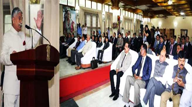 Arunachal: Constable on the beat is very important for a civilized society: Governor