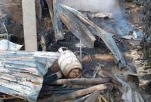 Photo of Itanagar : One house burnt to ashes in Chimpu