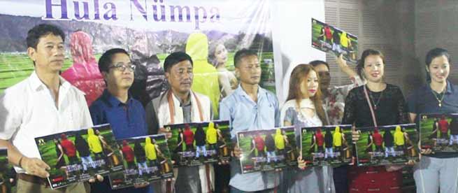Arunachal:Apatani film 'Hula Numpa' released