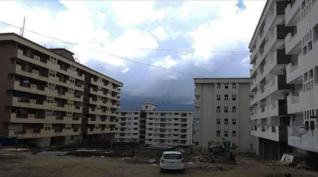 Arunachal : Dorjee Khandu's dream becomes true with completion of MLA Apts complex