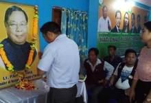 Photo of Itanagar:  NPP Celebrates Sangma's 71st birth anniversary
