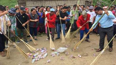Arunachal: Swachhata Hi Seva launched all over state