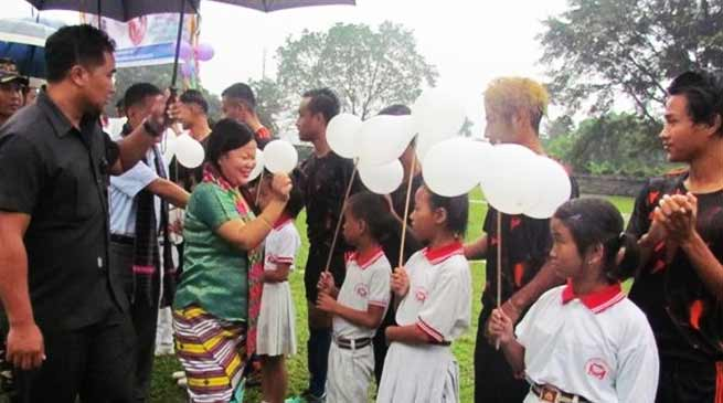 Arunachal: 11th T Chai Memorial Running Football Tournament 2018 kicks off