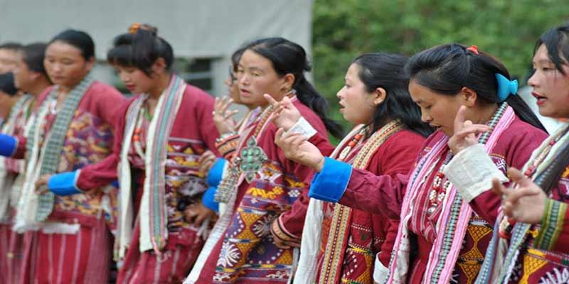 Arunachal: Sartang community celebrates TANG Festival