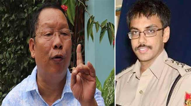 Arunachal: APCC demand action against Capital SP within 48 hours