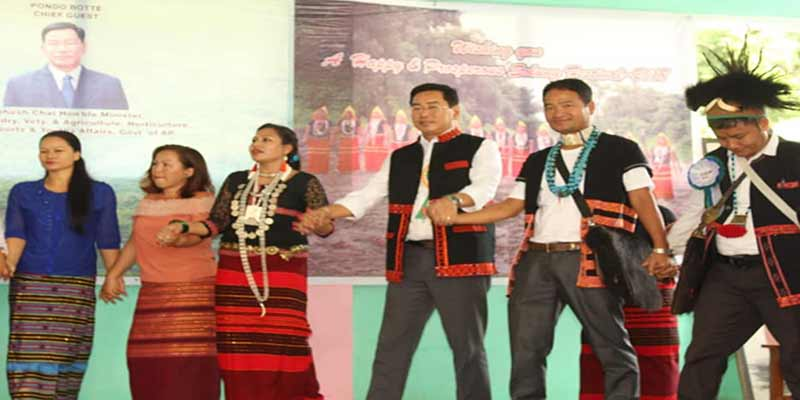Arunachal: Mega Solung festival celebrated at Tezu