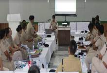 Photo of Itanagar: Capital police discusses Law and order