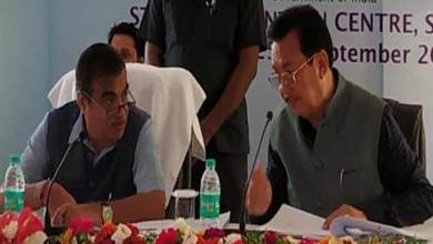 Photo of Arunachal: Dy CM Chowna Mein seeks sanction of Potin-Pangin Road