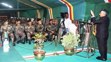 Photo of Arunachal: Governor addresses Sainik Sammelan in Chongkham