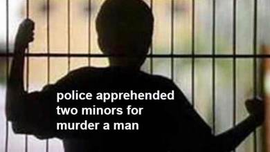 Arunachal: Capital police apprehended two minors for murder a man