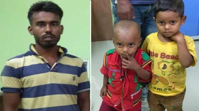 Arunachal: Police patrolling party rescued two minors, nabbed one trafficker