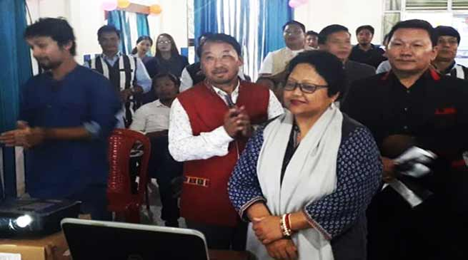 Arunachal:promo and website of PPRF-2018 launched