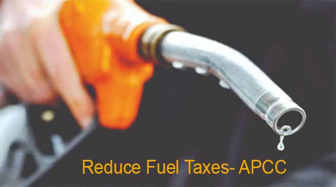 Arunachal: Congress asks CM to reduce fuel taxes
