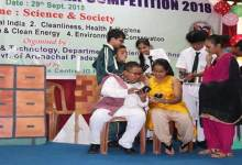 Photo of Itanagar: Auxilium Secondary School wins State Level Science Drama Competition