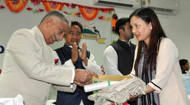 Arunachal: Education scenario is improving in the State- Governor