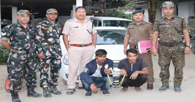 Arunachal: Police crack Rs 12-lakh robbery, 3 arrested, cash recovered