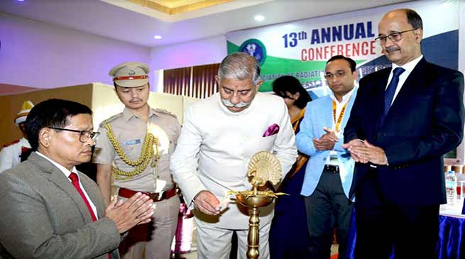 Arunachal: Governor inaugurates Annual Conference of Association of Radiation Oncologists