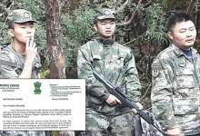 Chinese intrusion into Arunachal: Ering wrote letter to PM Modi