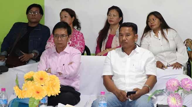 Arunachal: we will go for second phase of agitation- CoSAAP