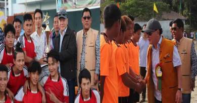 Arunachal: Durpa FC lift the VIIIth Inter Panchayat level football tournament -2018