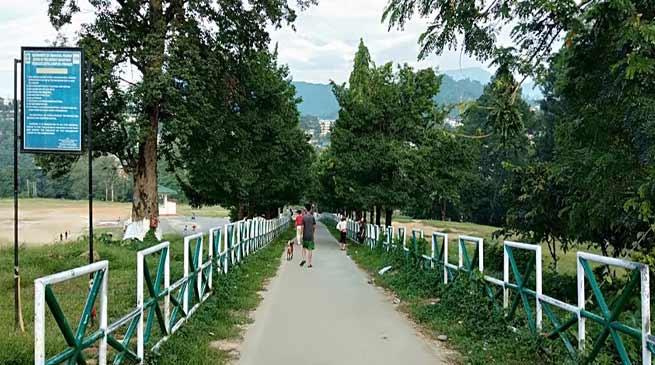 Itanagar: IG Park is heart of people, keep it clean-DC Prince Dhawan