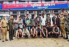 Photo of Arunachal: Capital police arrested 26 ILP violators