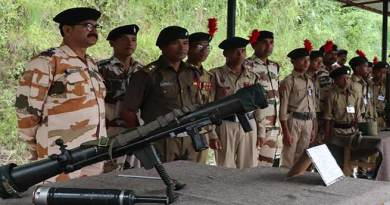 Itanagar: 2nd Battalion of NCC is almost ready - R K Sharma