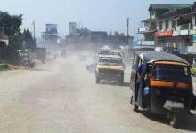Itanagar: Carpeting on NH-415 to begin by this month- Toli Basar