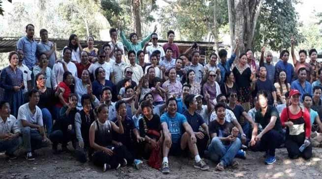 Itanagar: Gear up for 2019 election- Nabam Tuki