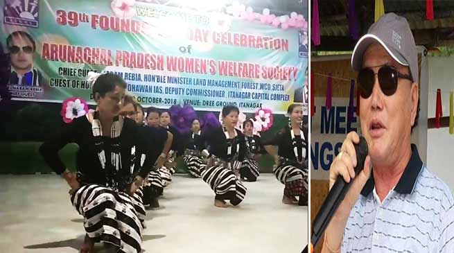 Arunachal Pradesh State Women Commission will be revived soon- Nabam Rebia